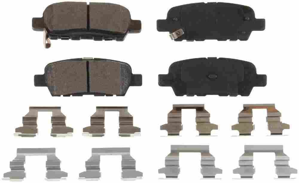 BENDIX - Bendix CQ Disc Brake Pad (Rear) - BEN D905
