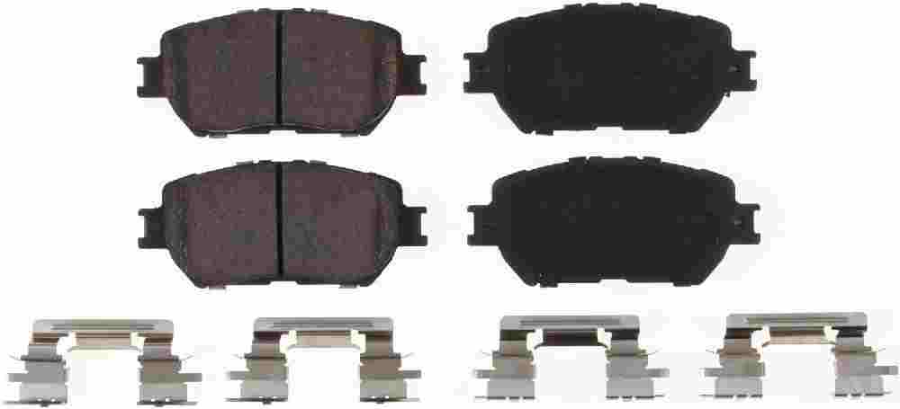 BENDIX - Bendix CT-3 Disc Brake Pad (Front) - BEN D908CT