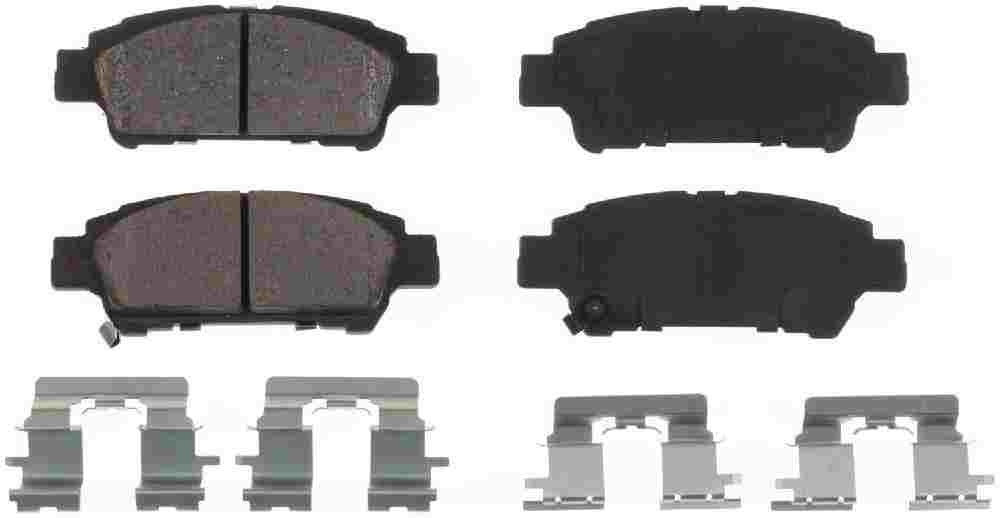 BENDIX - Bendix CQ Disc Brake Pad (Rear) - BEN D995
