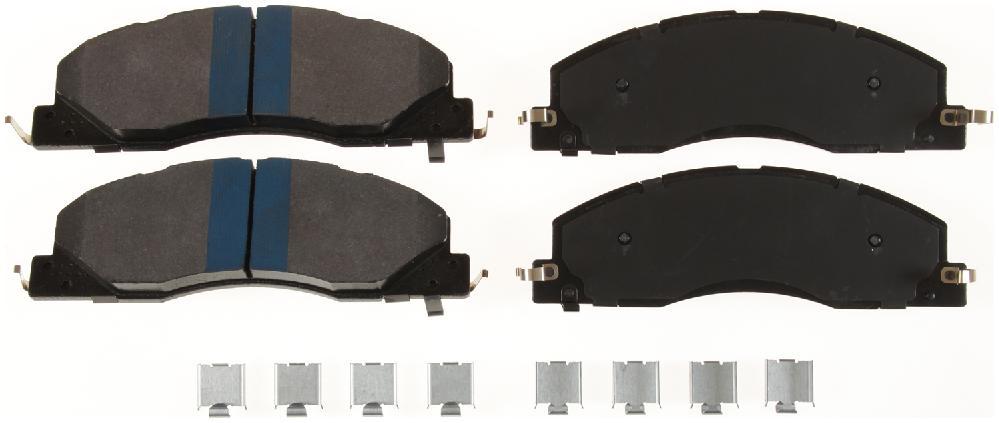 BENDIX - Bendix TitaniuMetallic II Disc Brake Pad (Front) - BEN MKD1399
