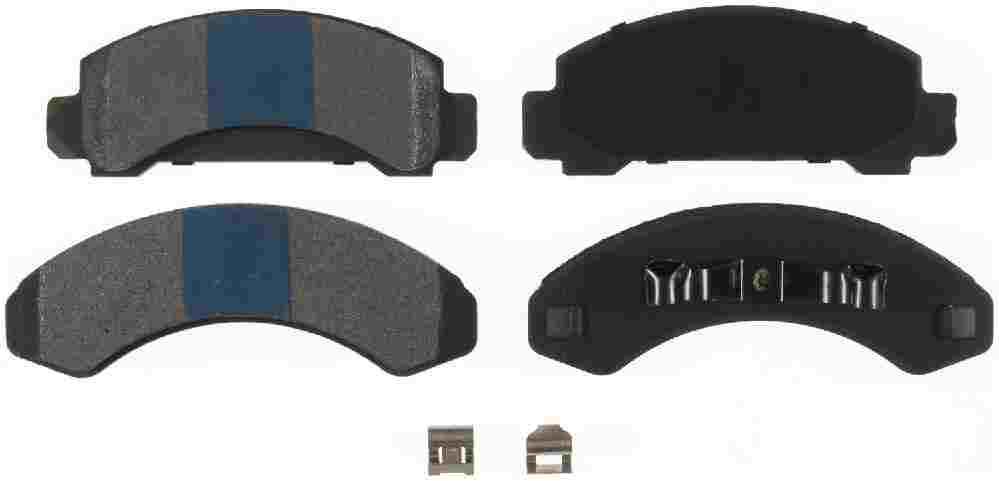 BENDIX - Bendix TitaniuMetallic II Disc Brake Pad (Front) - BEN MKD205