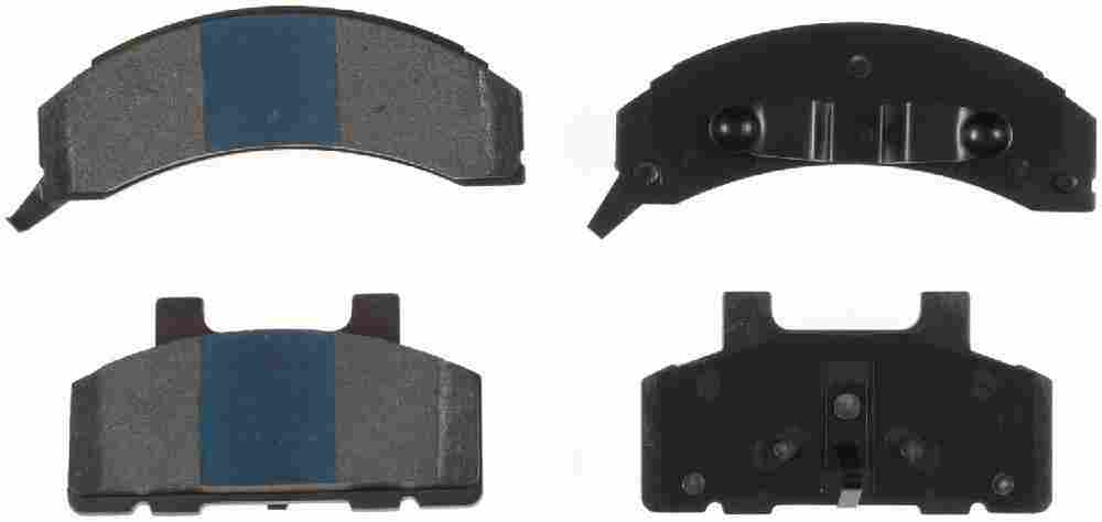 BENDIX - Semi-Metallic Disc Brake Pad (Front) - BEN MKD215