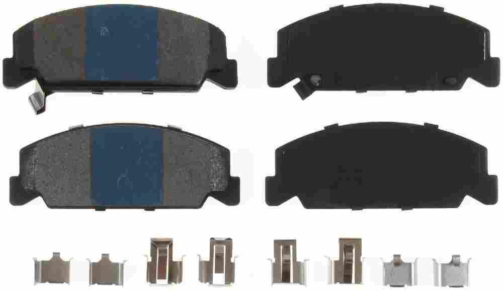 BENDIX - Premium Semi-Metallic Disc Brake Pad (Front) - BEN MKD273IQ