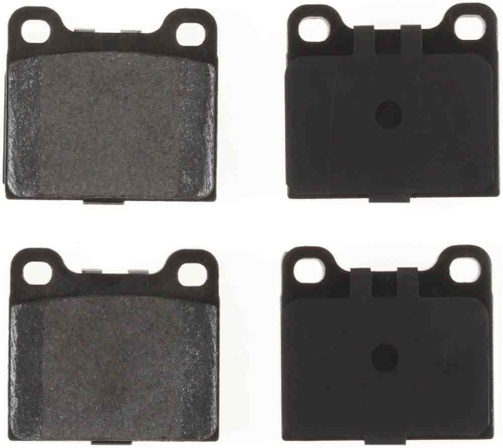BENDIX - Premium Semi-Metallic Disc Brake Pad (Rear) - BEN MKD31IQ
