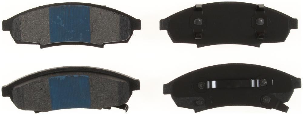 BENDIX - Bendix TitaniuMetallic II Disc Brake Pad (Front) - BEN MKD376