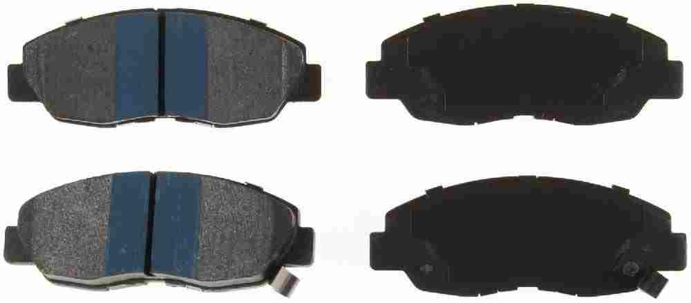 BENDIX - Premium Semi-Metallic Disc Brake Pad (Front) - BEN MKD465IQ