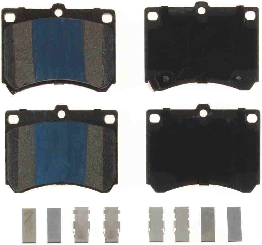 BENDIX - Bendix TitaniuMetallic II Disc Brake Pad (Front) - BEN MKD473