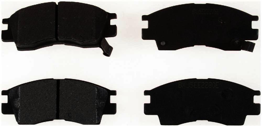 BENDIX - Bendix Semi-Metallic Disc Brake Pad - BEN MKD475