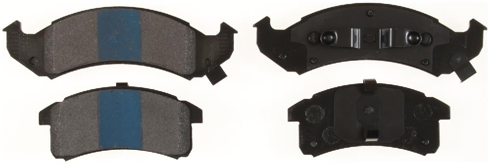 BENDIX - Bendix TitaniuMetallic II Disc Brake Pad (Front) - BEN MKD505