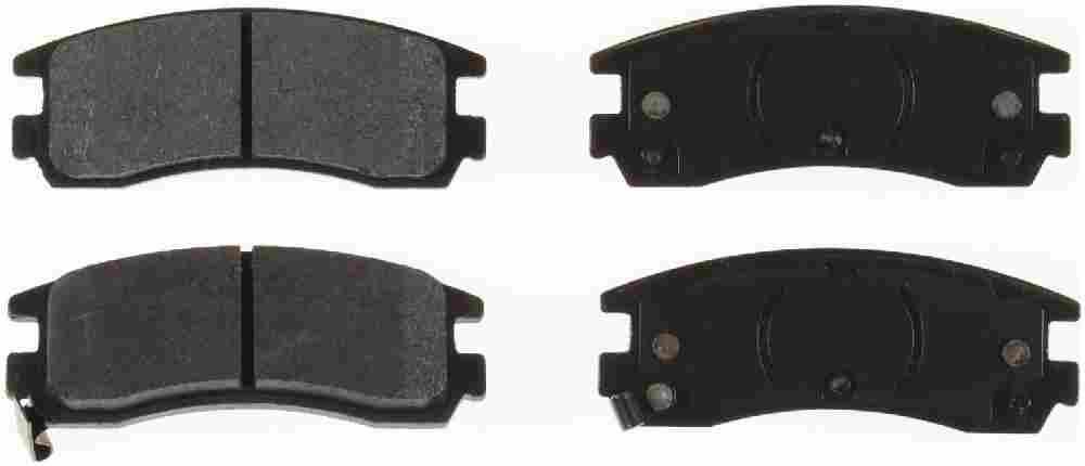 BENDIX - Bendix Semi-Metallic Disc Brake Pad (Rear) - BEN MKD508