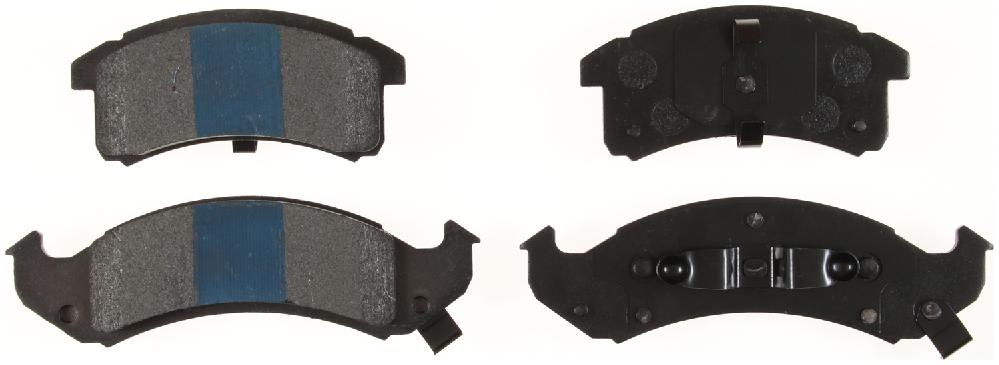 BENDIX - Bendix TitaniuMetallic II Disc Brake Pad (Front) - BEN MKD623