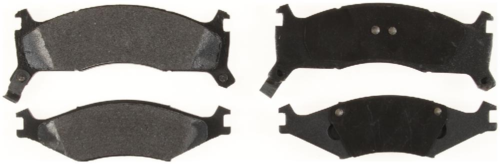 BENDIX - Bendix Semi-Metallic Disc Brake Pad (Front) - BEN MKD670