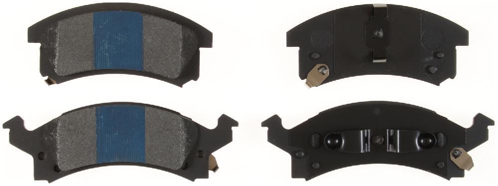 BENDIX - Bendix TitaniuMetallic II Disc Brake Pad (Front) - BEN MKD673
