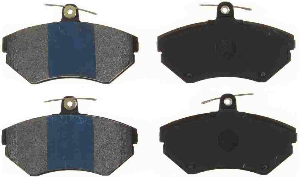 BENDIX - Premium Semi-Metallic Disc Brake Pad (Front) - BEN MKD704IQ