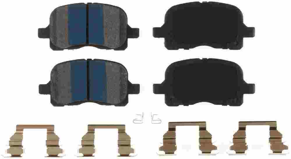 Carlson Quality Brake Parts 13327 Disc Brake Hardware Kit