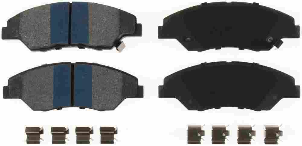 BENDIX - Bendix TitaniuMetallic II Disc Brake Pad (Front) - BEN MKD774