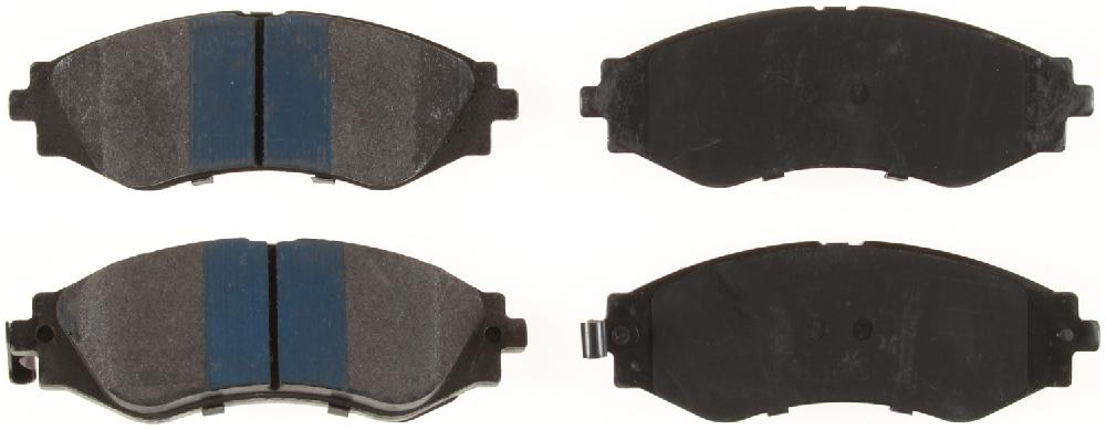 BENDIX - Bendix TitaniuMetallic II Disc Brake Pad (Front) - BEN MKD797