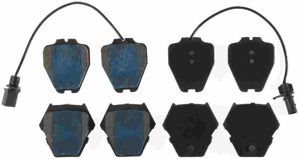 BENDIX - Bendix TitaniuMetallic II Disc Brake Pad (Rear) - BEN MKD912