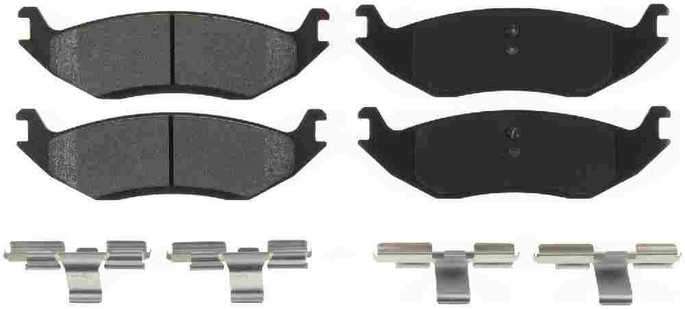 BENDIX - Bendix Semi-Metallic Disc Brake Pad (Rear) - BEN MKD967