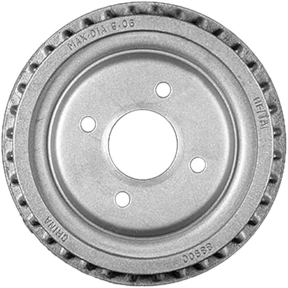 BENDIX - Premium Brake Drum (Rear) - BEN PDR0371