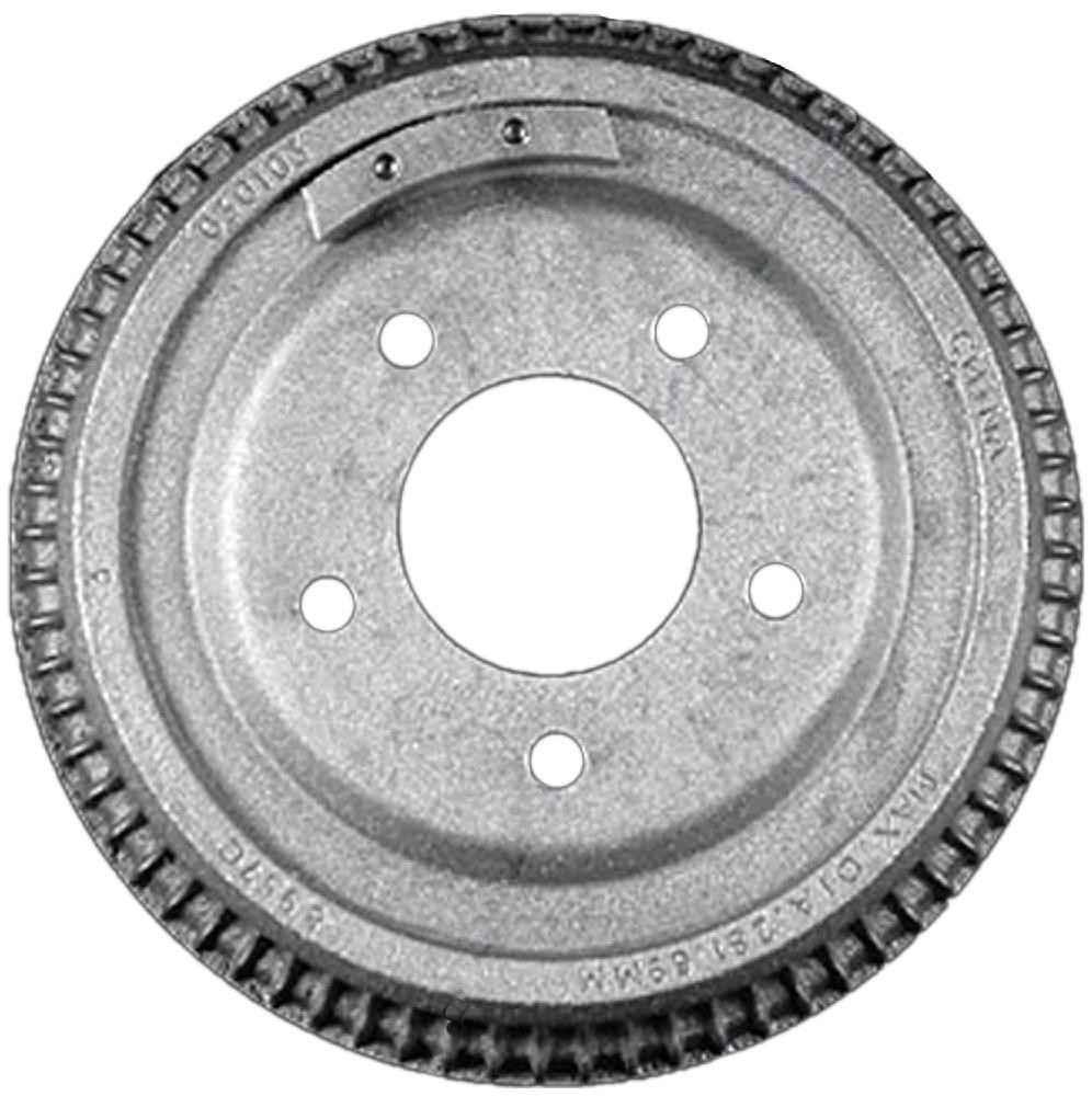 BENDIX - Premium Brake Drum (Rear) - BEN PDR0490