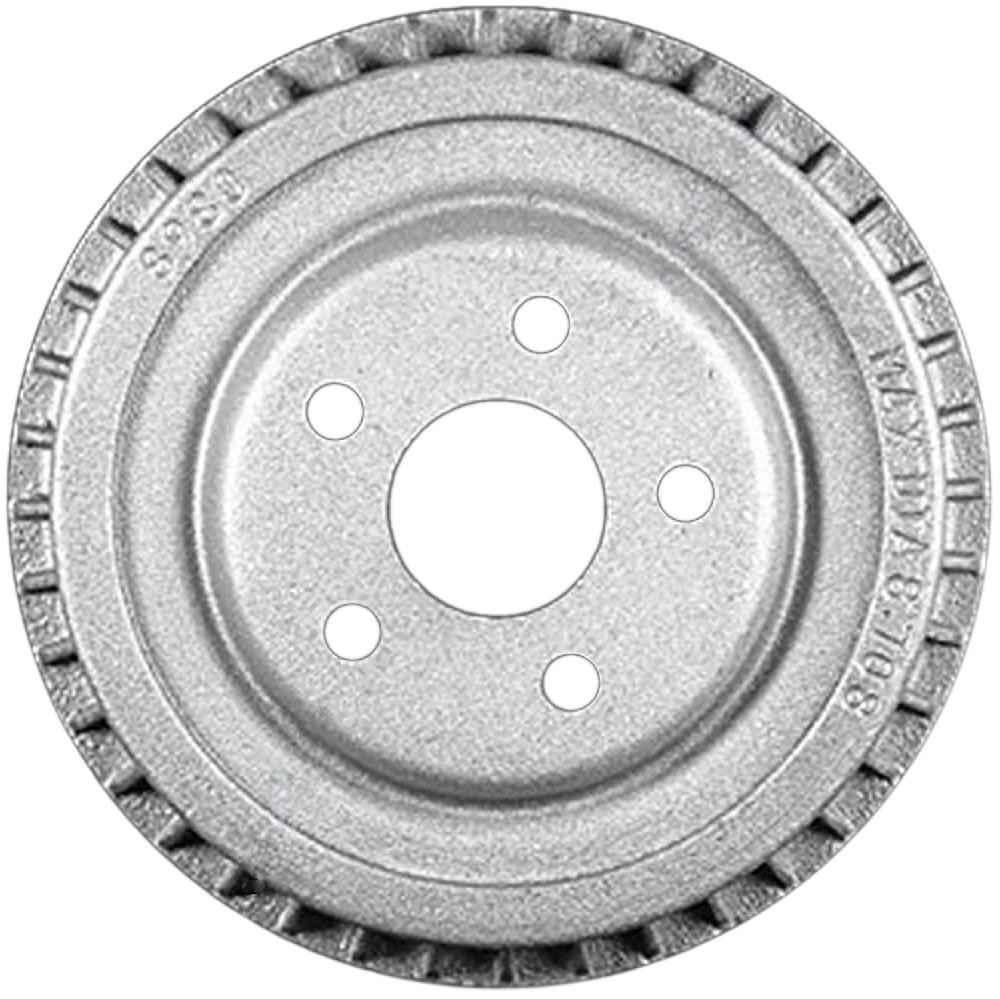 BENDIX - Premium Brake Drum (Rear) - BEN PDR0534