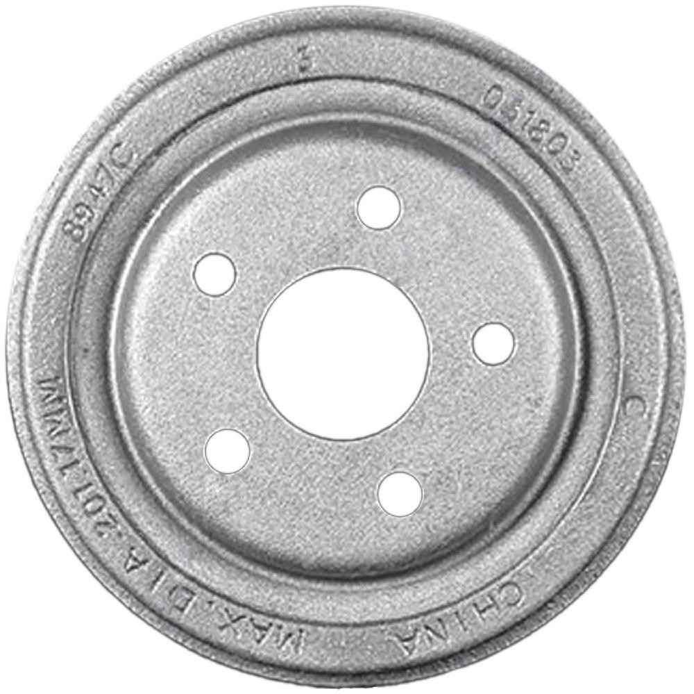 BENDIX - Premium Brake Drum - BEN PDR0558
