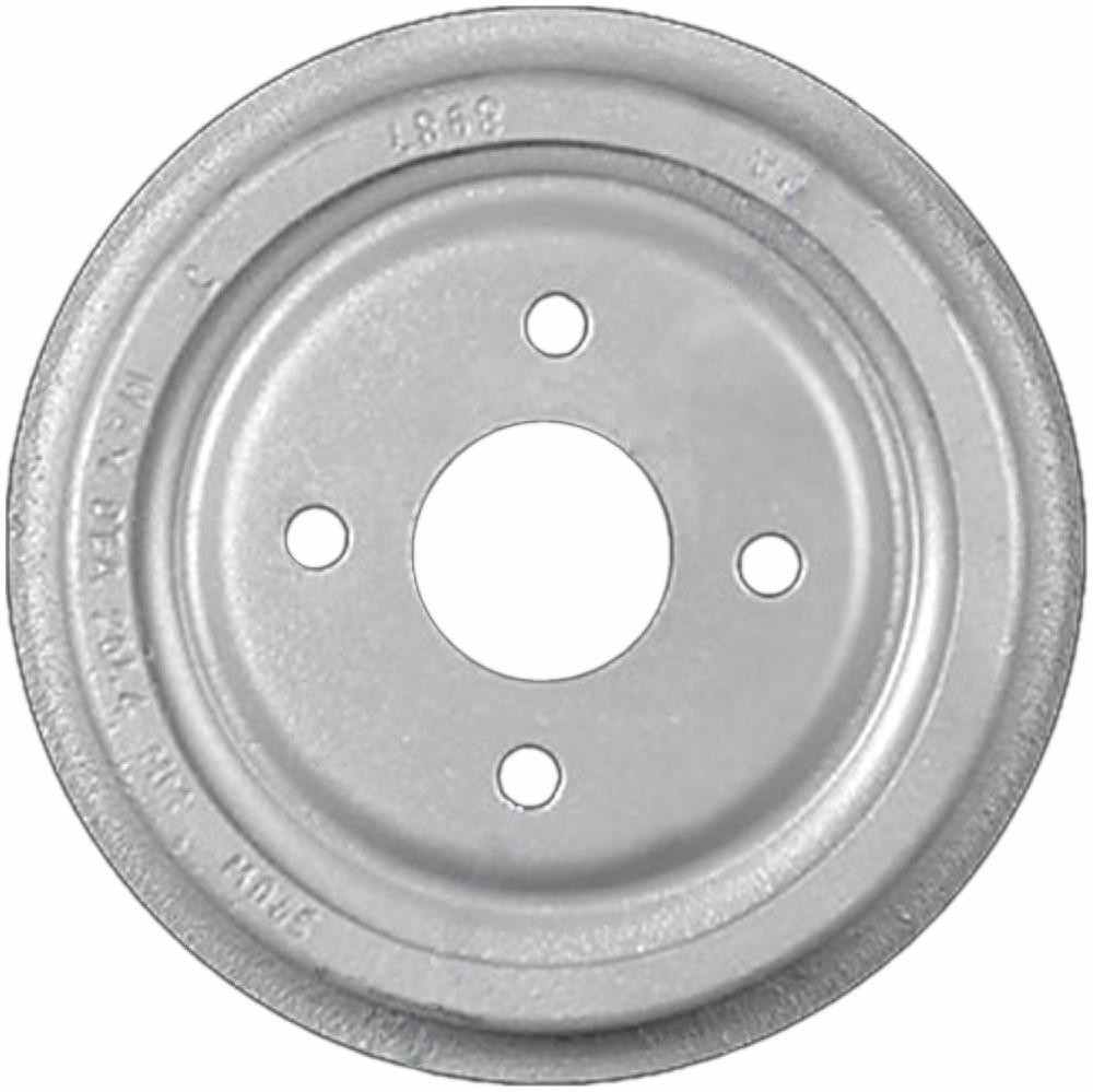 BENDIX - Premium Brake Drum (Rear) - BEN PDR0676
