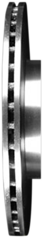 BENDIX - Premium Brake Rotor - BEN PRT1295