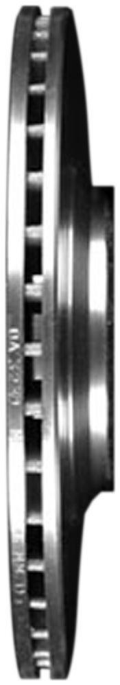 BENDIX - Premium Brake Rotor - BEN PRT1459