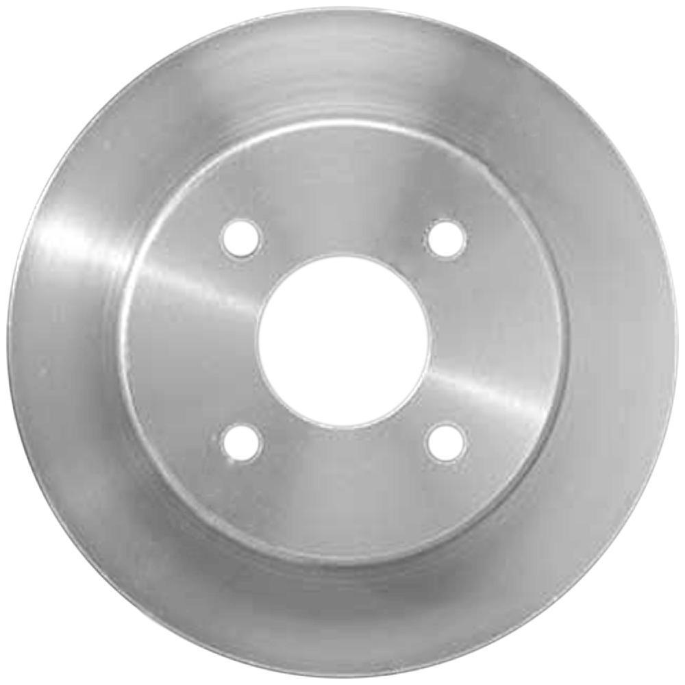BENDIX - Premium Brake Rotor (Rear) - BEN PRT5069