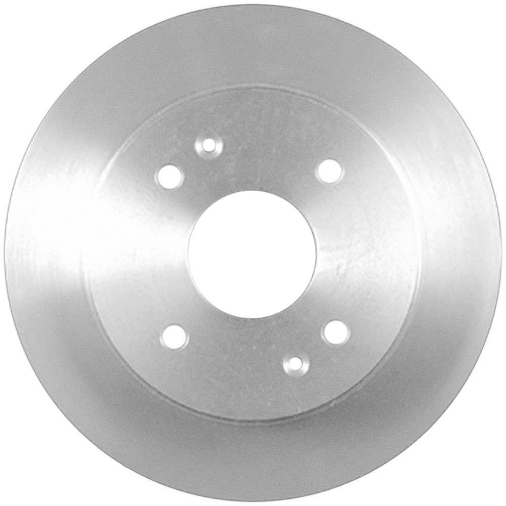 BENDIX - Premium Brake Rotor - BEN PRT5231