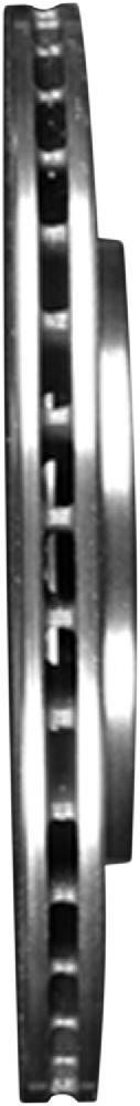 BENDIX - Premium Brake Rotor (Rear) - BEN PRT5269