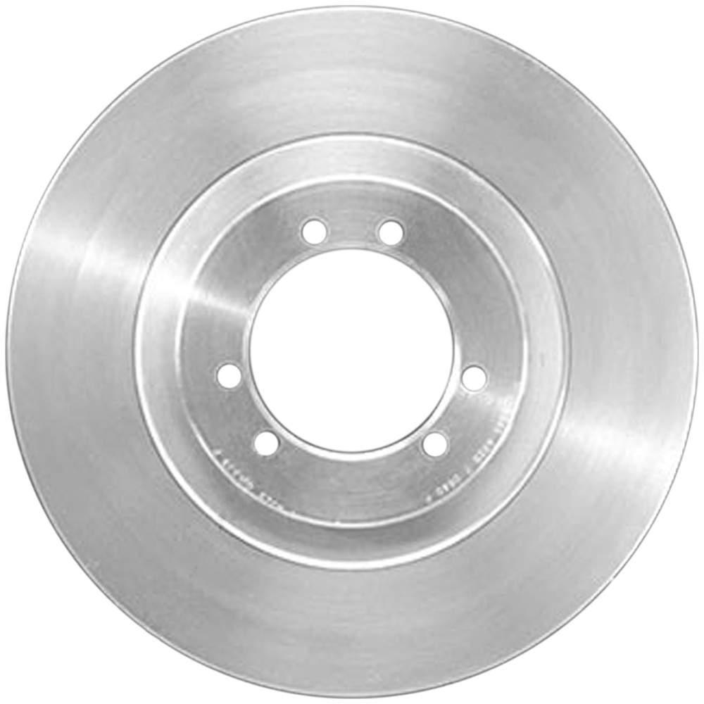 BENDIX - Premium Brake Rotor - BEN PRT5333