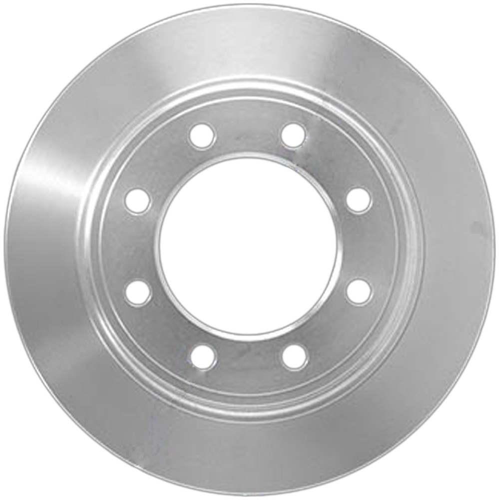 BENDIX - Premium Brake Rotor (Rear) - BEN PRT5452