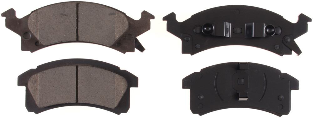 BENDIX - Stop by Honeywell Ceramic Disc Brake Pad - BEN SCD1506