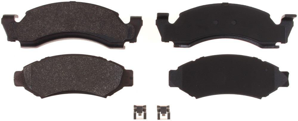 BENDIX - Stop Semi-Metallic Disc Brake Pad - BEN SMD360