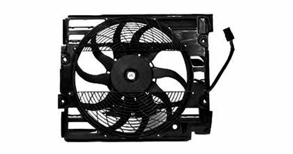 BEHR HELLA SERVICE - Perfect Fit Cooling Fan with shroud - BHS 351040111