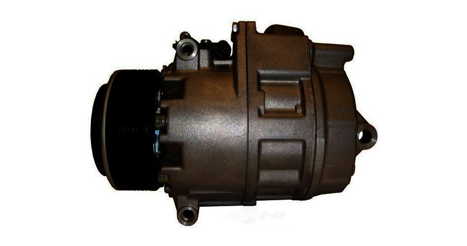 BEHR HELLA SERVICE - New Compressor Complete With Clutch - BHS 351176571