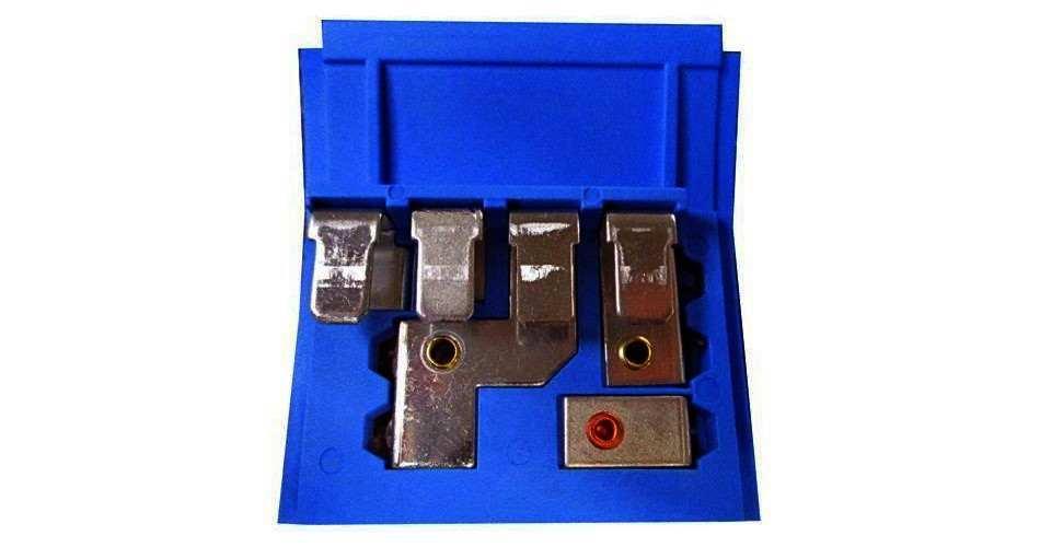 BEHR HELLA SERVICE - Premium Perfect Fit Hvac Resistor - BHS 351332131