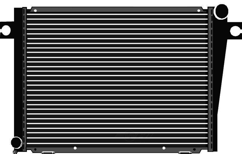 BEHR HELLA SERVICE - New PREMIUM Perfect fit Radiator - BHS 376714031
