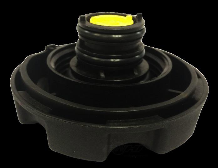 BEHR HELLA SERVICE - New Perfect Fit Engine Coolant Reservoir Cap - BHS 376738374