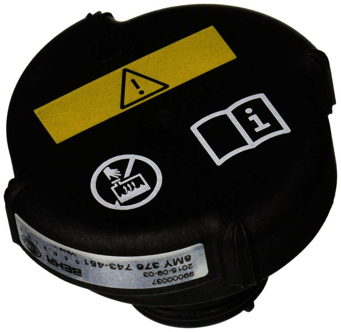 BEHR HELLA SERVICE - New Premium Perfect Fit Radiator Cap - BHS 376743451