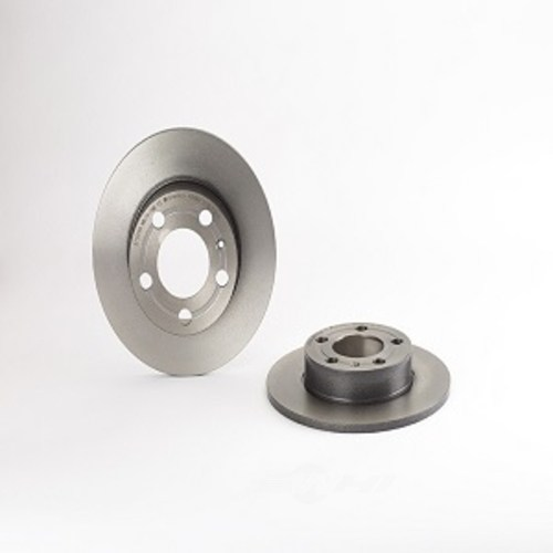 BREMBO NORTH AMERICA - Premium UV Coated OE Equivalent Rotor - BMO 08.7165.11