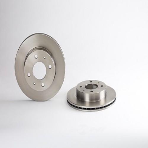 BREMBO NORTH AMERICA - Premium OE Equivalent Rotor - BMO 09.6943.10