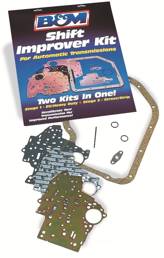 B & M - Shift Improver Kit Automatic Transmission Shift Kit - BNM 50260