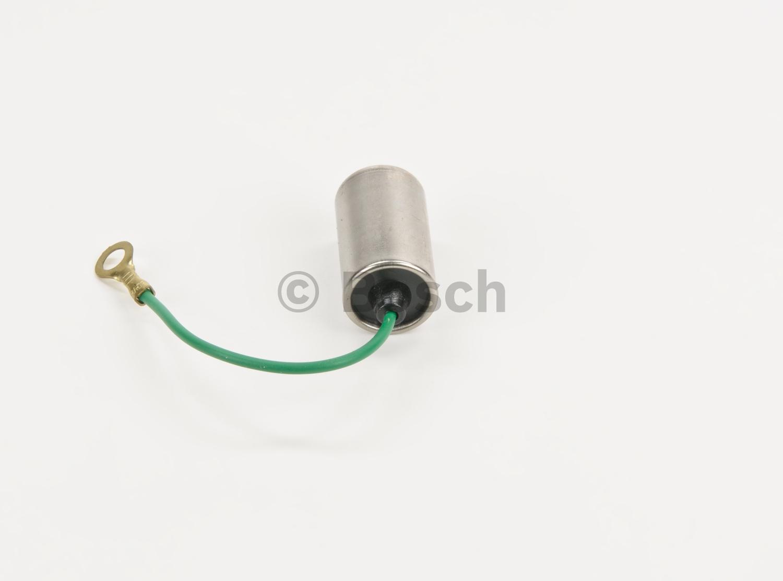 BOSCH - Condenser - BOS 02006