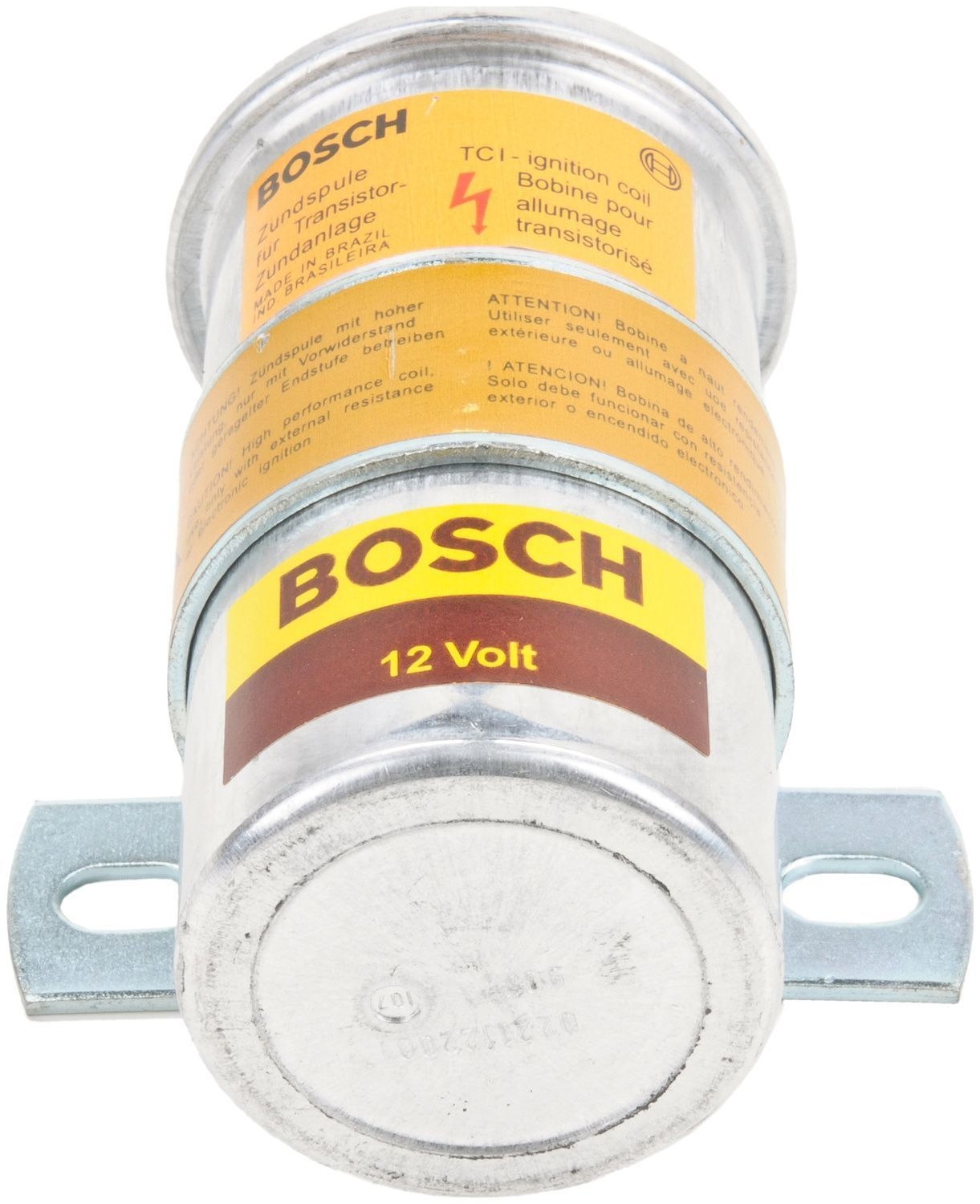 BOSCH - New Ignition Coil - BOS 0221122001