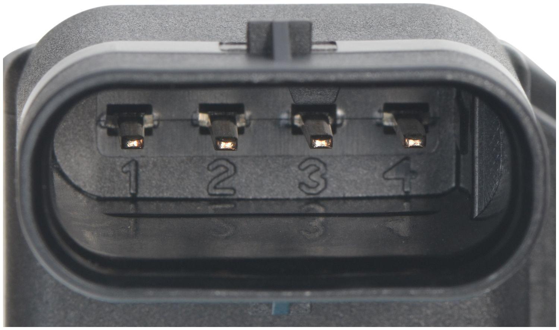 BOSCH - Turbocharger Boost Sensor(New) - BOS 0261230252