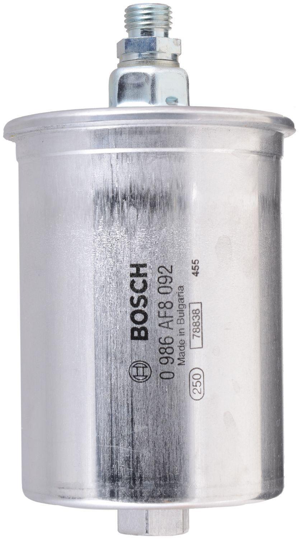 BOSCH - Gasoline Fuel Filter - BOS 0986AF8092